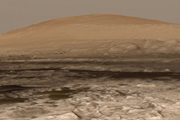 We made it! Curiosity reaches Mount Sharp