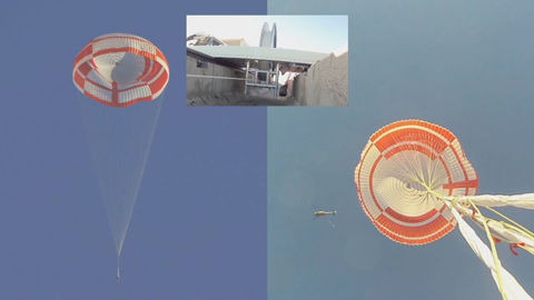 In part 2, JPL engineer Mike Meacham explains how an inflatable decelerator will help large spacecraft land on Mars.