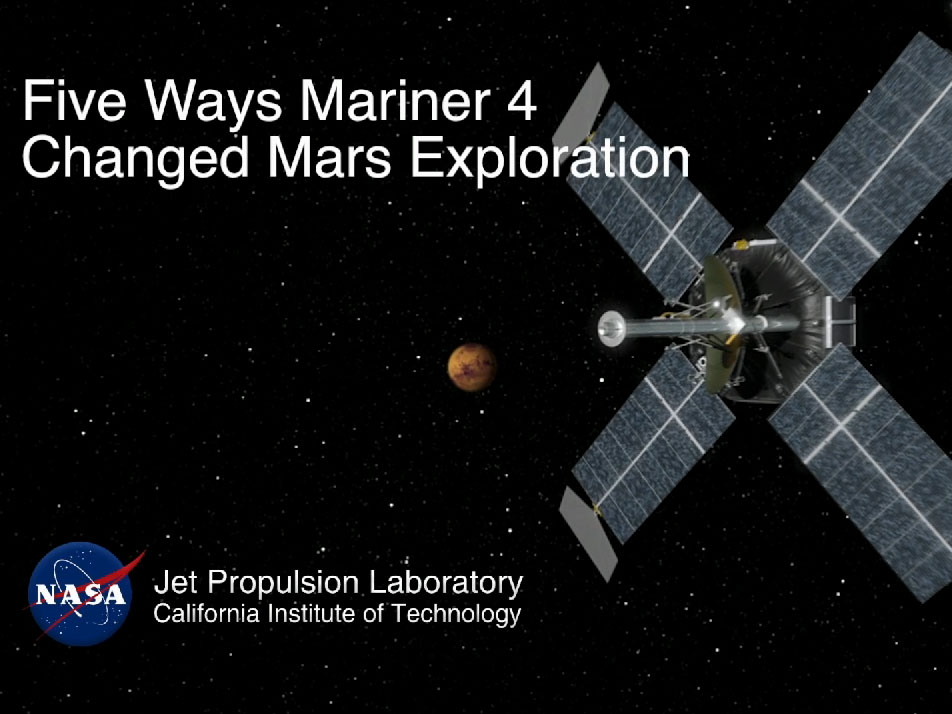 Five Ways Mariner 4 Changed Mars Exploration