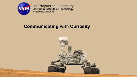 see the image 'Communicating with Curiosity'
