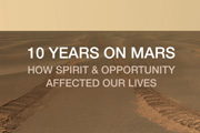 10 Years on Mars: How Spirit & Opportunity Affected Our Lives