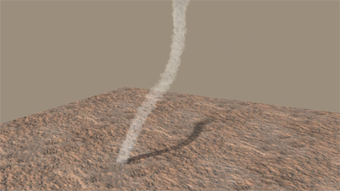 see the image 'Storm Chaser on Mars'