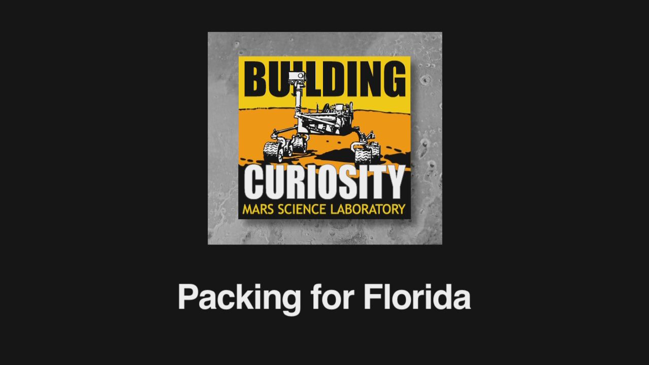 see the image 'Packing for Florida'