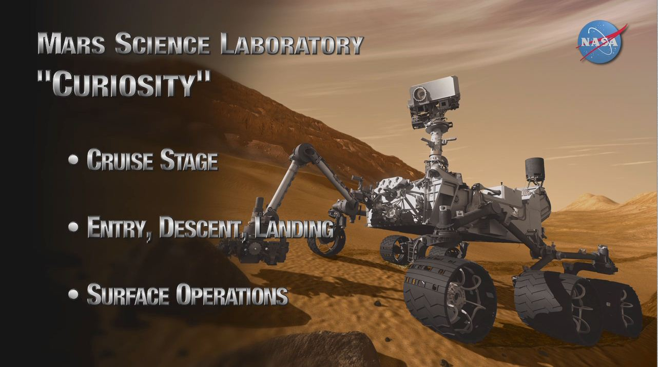 see the image 'Mars Science Laboratory Curiosity Rover Animation (Full Version)'