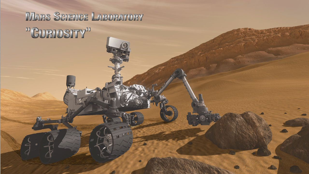 see the image 'Next Mars Rover in Action'
