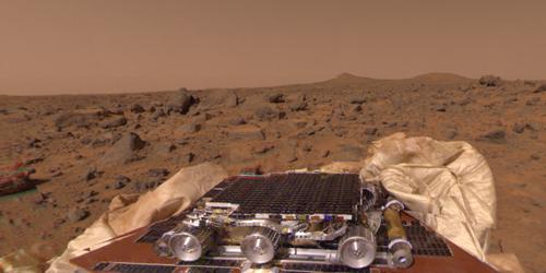 mars odyssey rover - photo #43