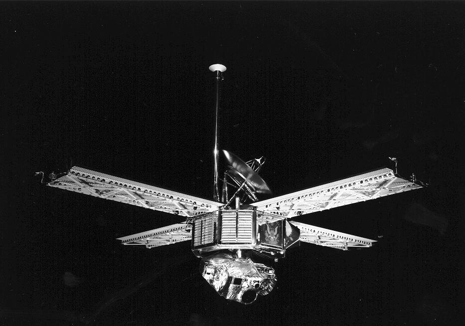 mariner 9 spacecraft - photo #23