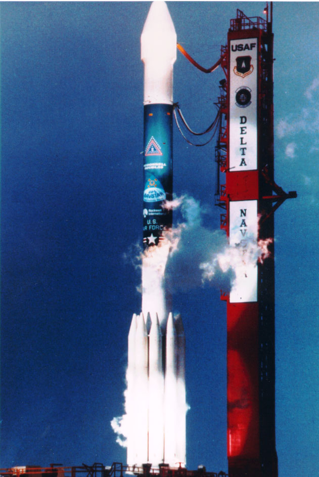 Mars Pathfinder Launch Vehicle