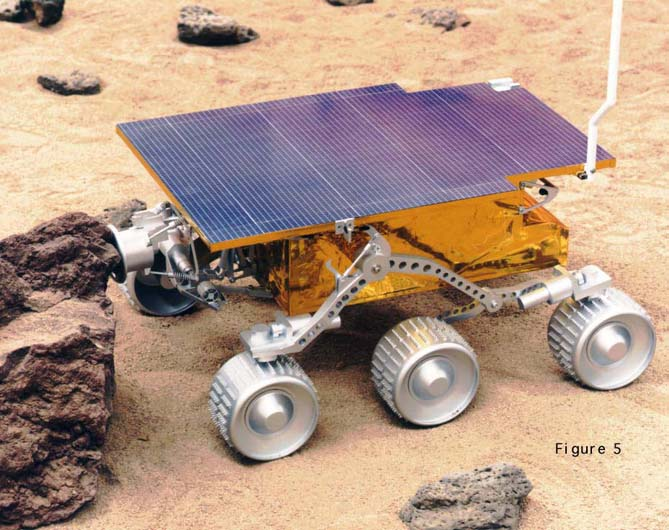 Mars Pathfinder   Mars  96 Lander Science Opportunities