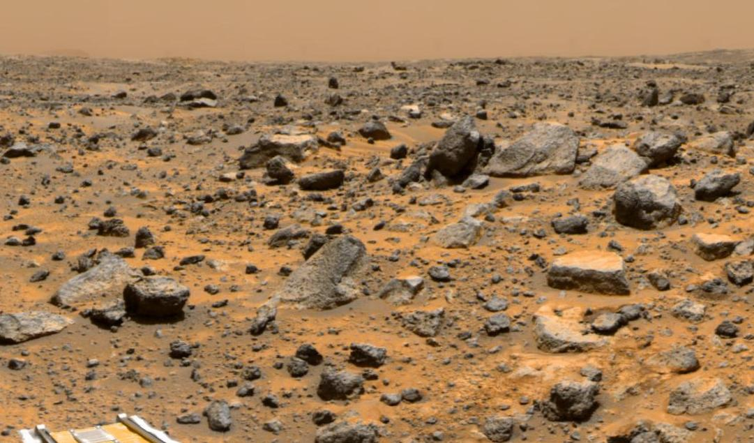 rocks on earth from mars - photo #24