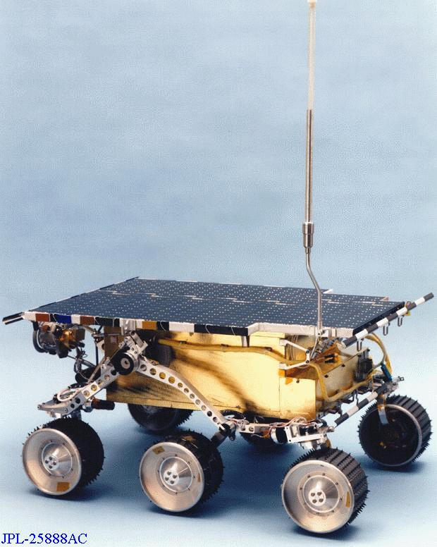 Introduction To The Mars Microrover
