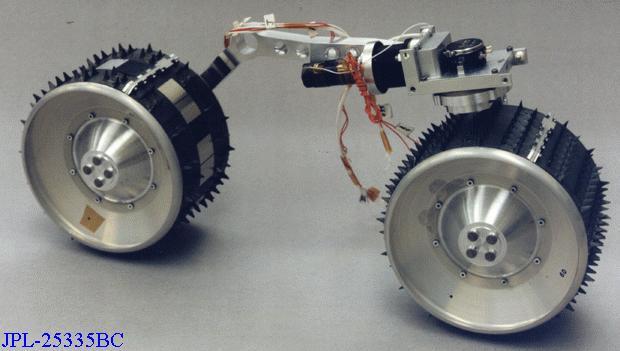 mars rover wheels design - photo #36