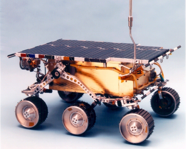 nasa space rover from 1996 - photo #10