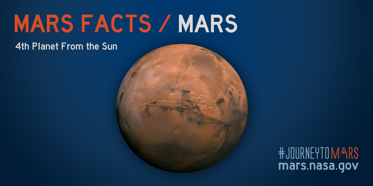 Mars Facts | Mars Exploration Program - NASA Mars
