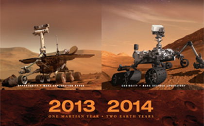Click to download: 2013 - 2014 Mars Calendar