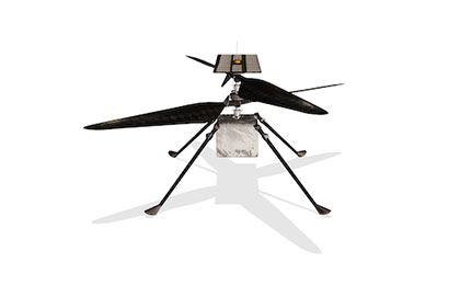 Click to download: Ingenuity Helicopter 3D Model