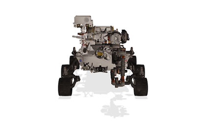 Click to download: Perseverance Rover 3D Model