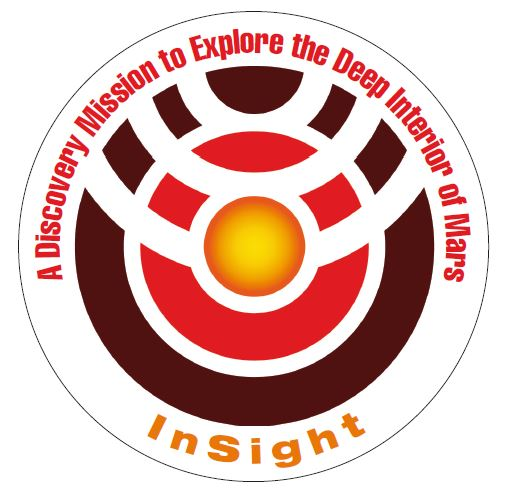 InSight Logo Sticker