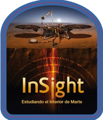 InSight Sticker (Spanish)