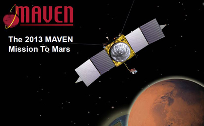 Click to download: MAVEN Presentation 2013