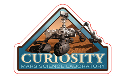 Click to download: Curiosity Sticker Template