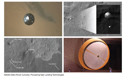 Click to download: Curiosity's Post-Landing Lithograph