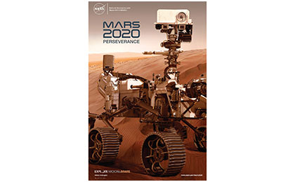 Click to download: Mars 2020 Perseverance Poster