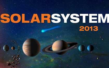 Click to download: Solar System Lithograph