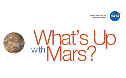 Click to download: What's Up Mars? MAVEN Launch Handout