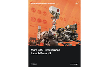 Click to download: Mars 2020 Perseverance Launch Press Kit