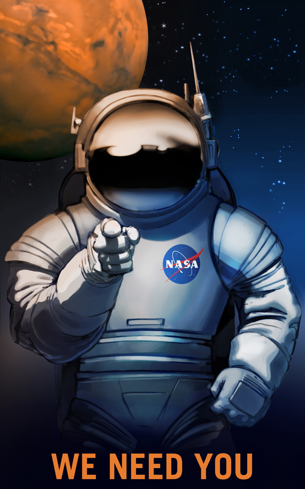 [Pilt: P08-We-Need-You-NASA-Recruitment-Poster-600x.jpg]