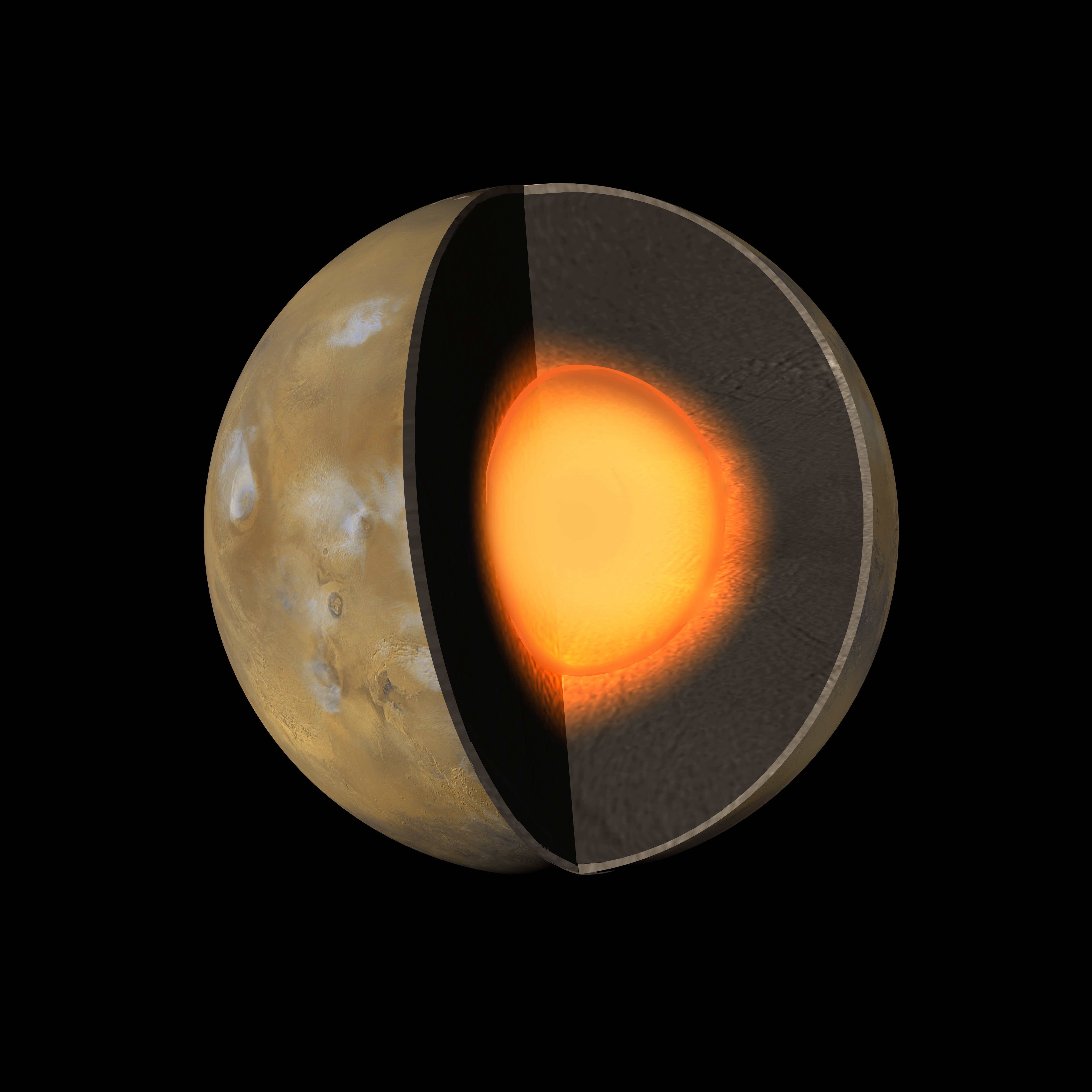 planet venus core - photo #27