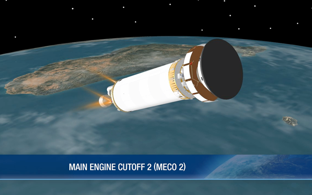 Second Main Engine Cutoff (MECO 2) title=