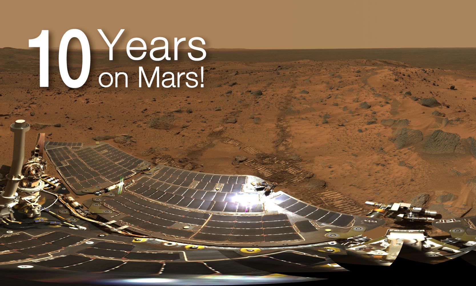 nasa mars exploration program - photo #3