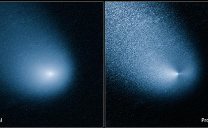 Click to view: Comet: Siding Spring