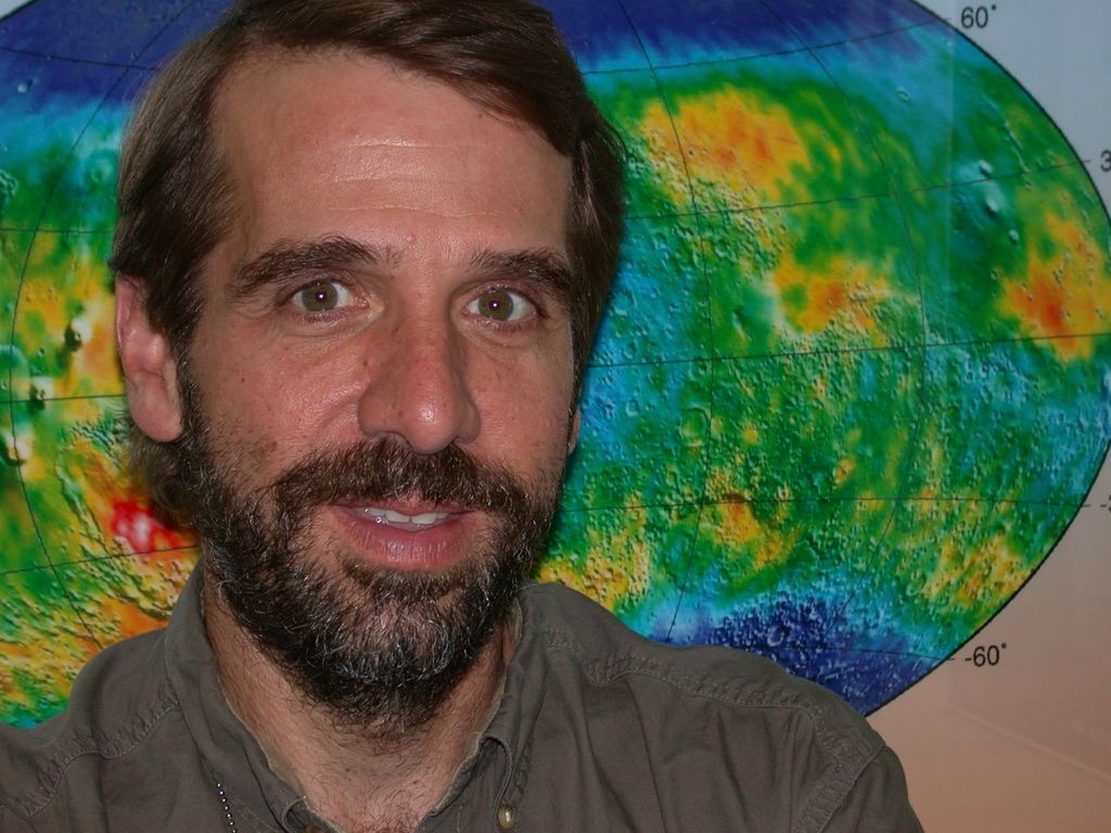 Dr. Jeff Plaut, Odyssey Project Scientist