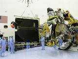 read the article 'Getting Closer to Countdown: Spacecraft Undergoes Readiness Tests'