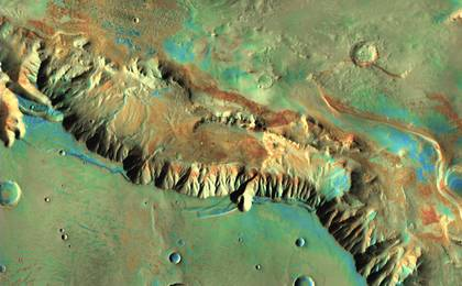 read the article 'In Search of Landing Sites on Mars'