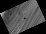 read the article 'HiRISE Camera Reveals Rare Polar Martian Impact Craters'