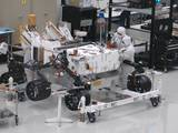 read the article 'Next Mars Rover Sports a Set of New Wheels'