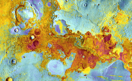 read the article 'Meridiani Planum'