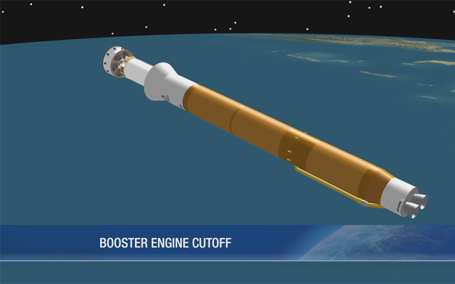 Booster Engine Cuttoff title=