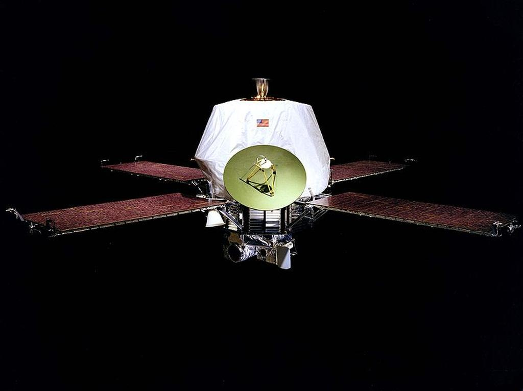 Mariner 9 was launched successfully on May 30, 1971, and became the first artificial satellite of Mars when it arrived and went into orbit, where it functioned in Martian orbit for nearly a year.