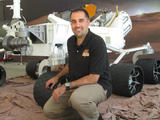 read the article 'New Project Scientist for Mars Rover'