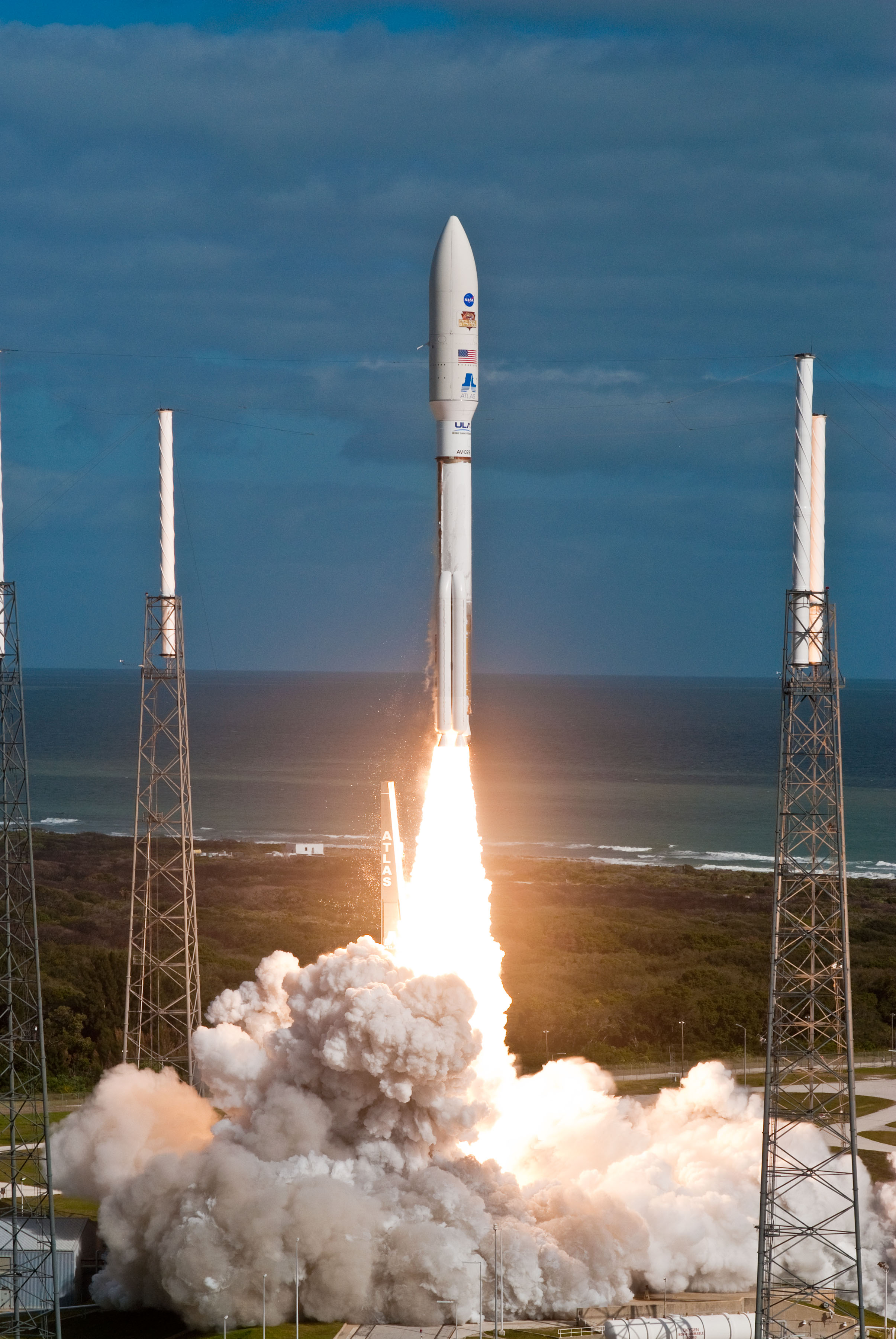 NASA Launches Most Capable and Robust Rover To Mars | Mars ...