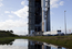 see the image 'Atlas V Moves to Pad'