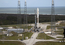 see the image 'Atlas V at Launch Pad'
