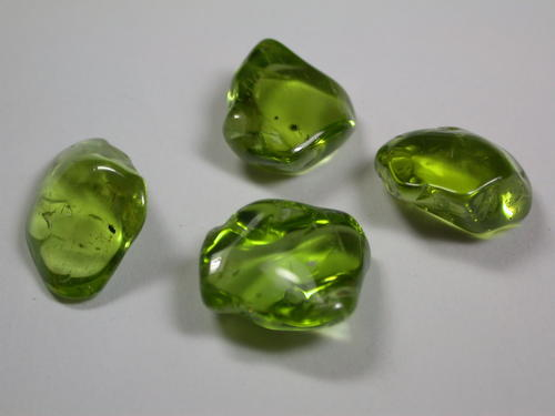 Olivine on Earth