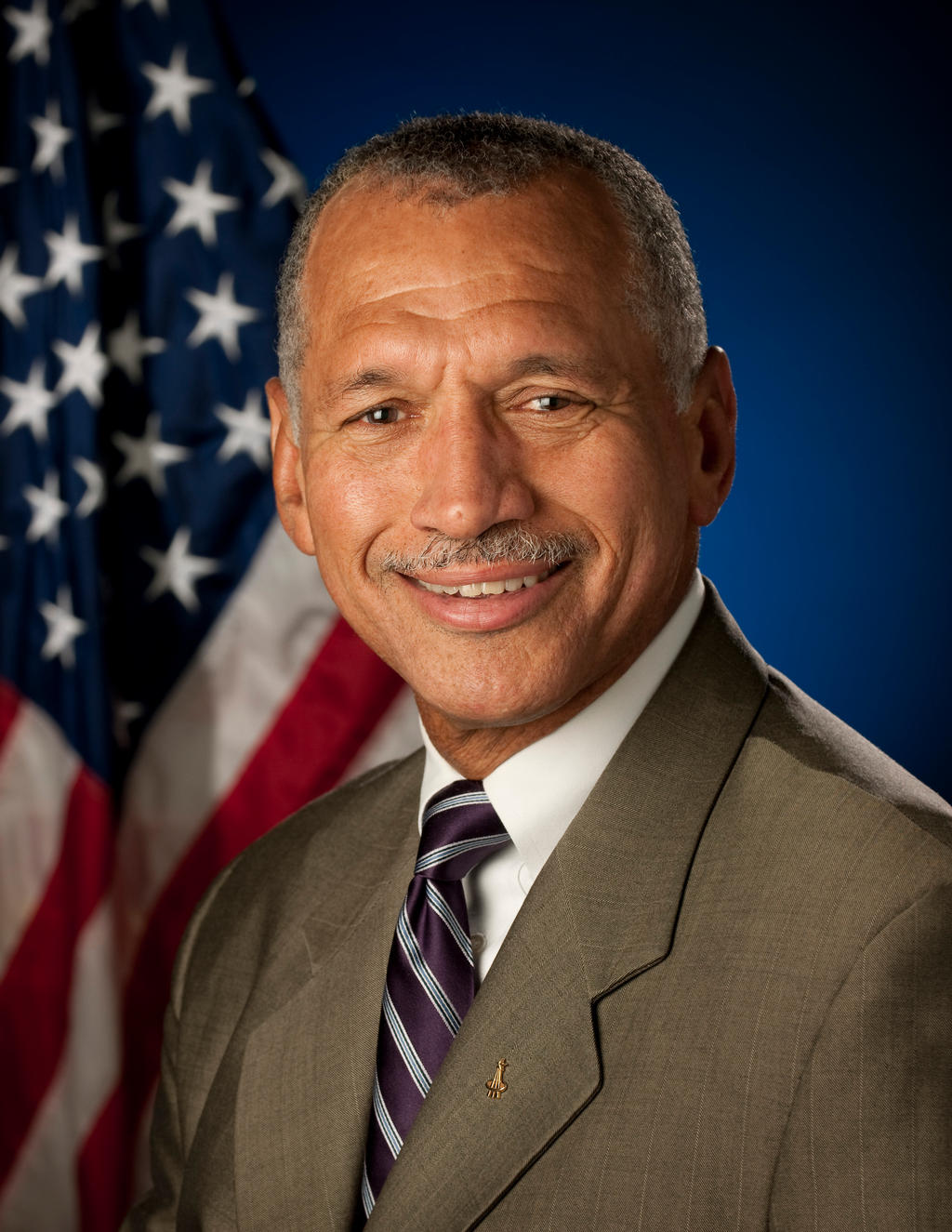Charles Bolden, 12th Administrator of NASA.