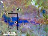 read the article 'New Clues to Guide Search for Life on Mars'